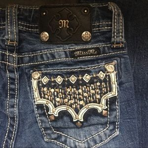 Miss Me Embellished Boot Jeans